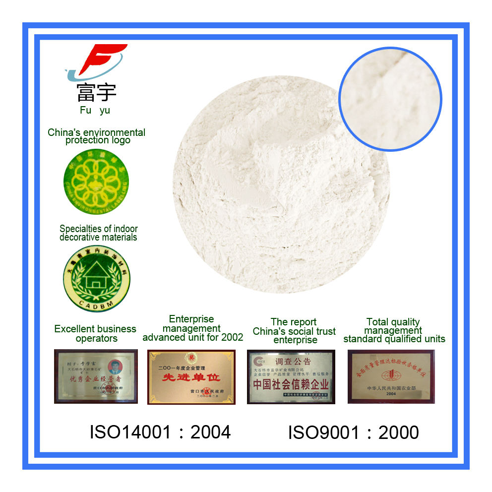 High quality talc powder used pharmaceutical and food grade