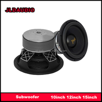 "Made in China Subwoofer for car with 10inch 12inch 15inch 18inch subwoofer basket 15"" subwoofer car"