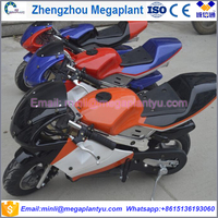 CE approved MG mini moto pocket bike for sale price