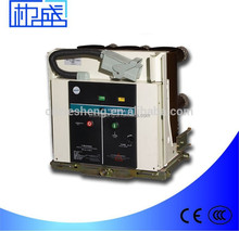 Made in china Indoor high-voltage vacuum circuit breaker ZN12-12- 11KV 630A1250A1600A2000A2500A3150A