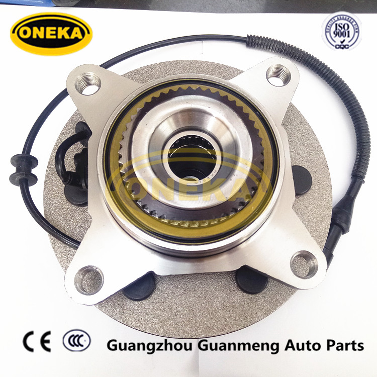 7L342C530AA 7L3Z1104A FRONT AXLE WHEEL UNIT CAR PARTS FOR United States Ford F-150 2005 2006 2007 2008 WHEEL HUB BEARING