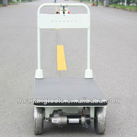 Motorized Trolley Cart With Big Wheels