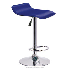 Cheap PVC Barstool Pub Kitchen Bar Stool Swivel Bar Chair