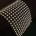 Special-shaped lamps light source cuttable flexible LED panel film