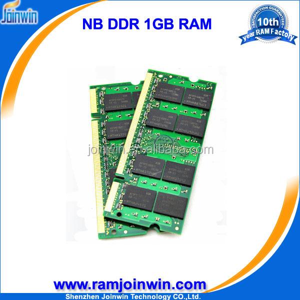 Taiwan Manufacturing companies Laptop ddr RAM 1GB MRD1GAB C109054 333