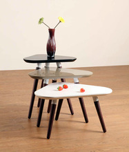 HOT Shop Counter Design Oval Beirut Refrigerated Swan Mini Table