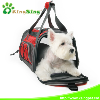 U.S.travel association designated strong, practical, portable pet bag