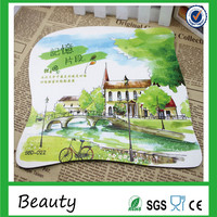 Custom Printed PP Mouse Pad With