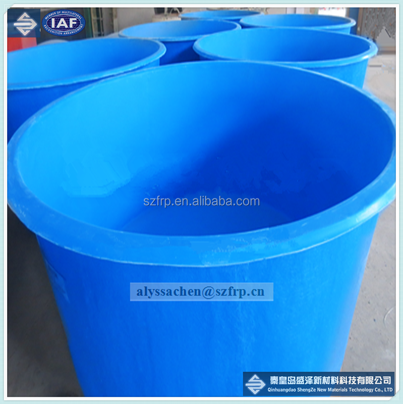 Fiberglass fish tank grp aquaculture tank frp tank buy for Aquaculture fish tanks