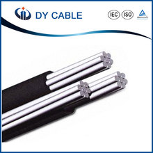 NFC Standard XLPE Insulated Aluminum Aerial Bundle Cable ABC Cable