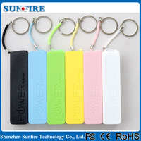 2600mah usb portable power bank external battery, rohs power bank 2600mah gift