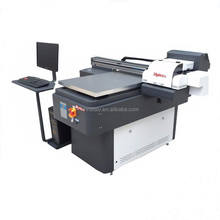 Flat Bed UV Printer Price For Plastic Sheets Balloons Aluminum Label Rigid Material