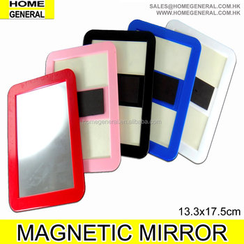 PLASTIC MAGNETIC LOCKER MIRROR, BACK TO SCHOOL LOCKER MIRROR, MAGNETIC WHITE BOARD, 5R MAGNETIC MIRROR, FRIDGE MIRROR, 2016 HK