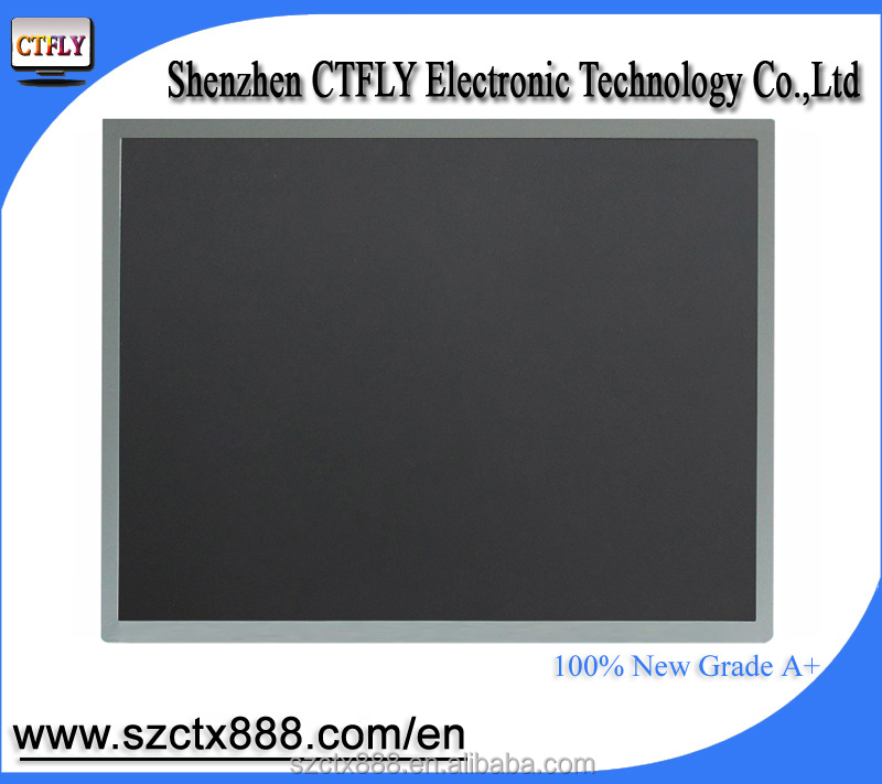 Best price square TFT LCD display SVA150XG04TB with LVDS&VGA interface