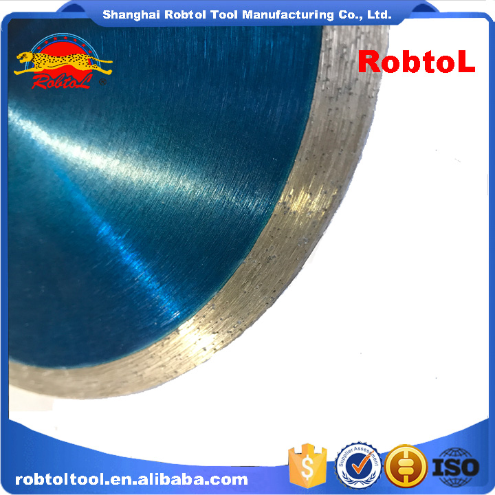 7 inch(180mm)wet diamond Saw Blade for marble& stone &concrete&tile/diamond cutting disc/continuous rim