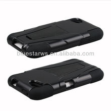 Newest protector mobile phone case pc+silicon for HTC FIRST