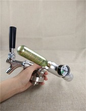 Brewery beer tapping co2 regulator for soda dispenser