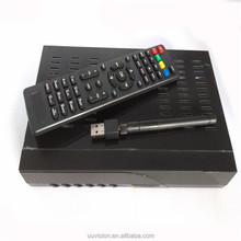 2018 the newest HD DVB-T2+S2 COMBO DECODER