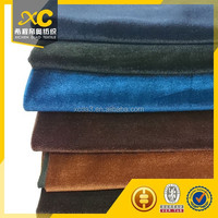100% cotton stocklot bright color corduroy fabric for workwear