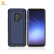 Newest Mobile Accessories For Samsung Galaxy S9 Case, Hybrid Phone Case For Samsung S9