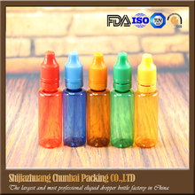 Screen Printing Surface Handling PET bottle for cosmetic