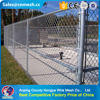 Competitive Price high strength chain link fence netting