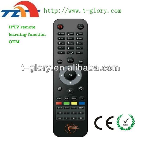 universal remote media player with high quality UL ROHS ISO
