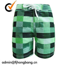 Chinese supplier wholesale hot selling latest style men compression board shorts