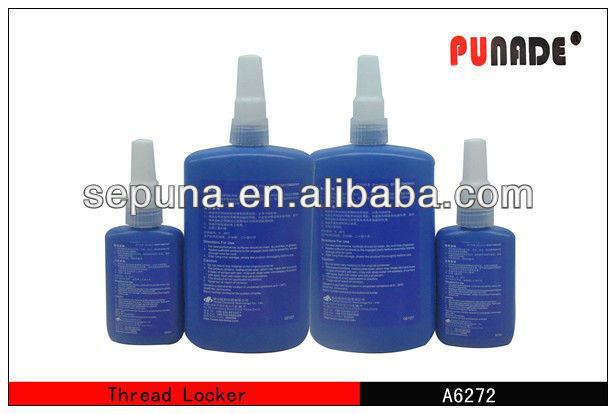 Threadlocker Anaerobic Adhesive/glue/sealant for screw of (M16-M26) Sealing and Locking