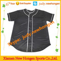 2016 fashion design baseball jersey, cheap baseball shirts