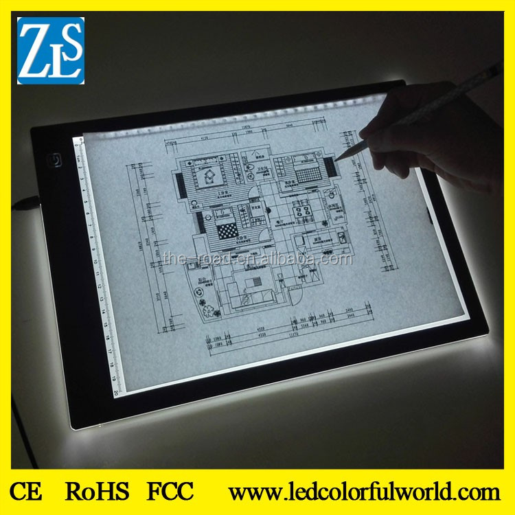 high bright touch tracing digital animation drawing kids education board