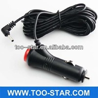 Extra Long Cord Car Charger for Philips Portable Dvd Player