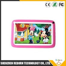 7 Inch Kids Tablet RK2926 Dual Cameras Android Kids Educational Tablet