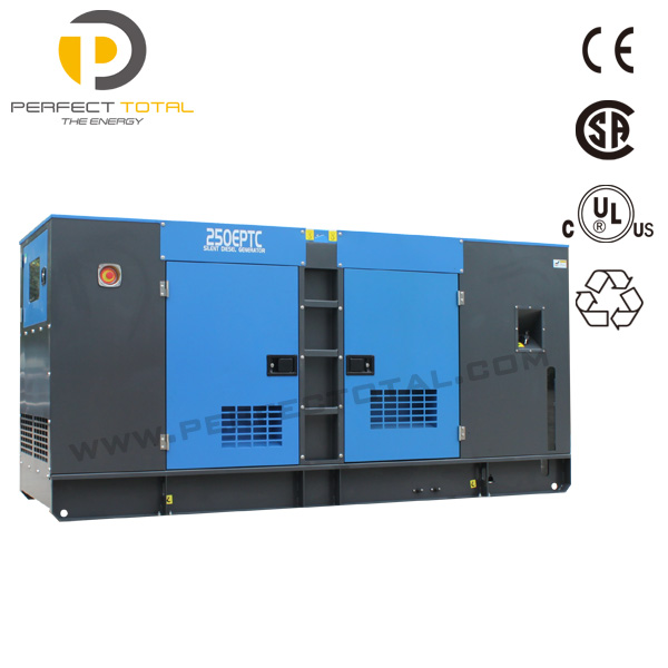 China manufacture 400kw silent diesel generator powered by Deutz