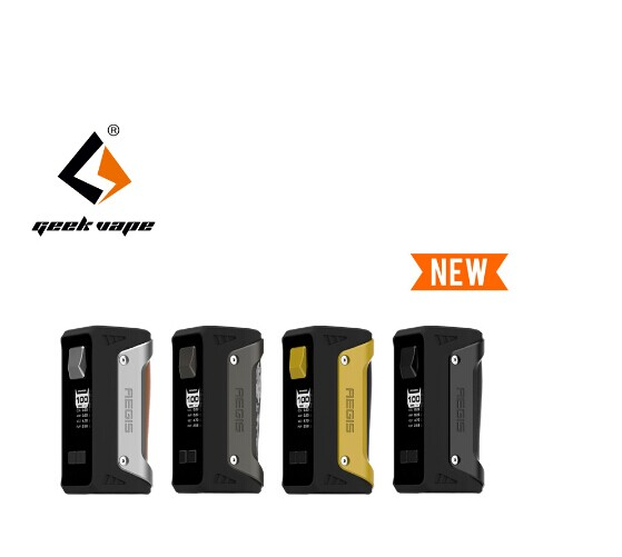 2017 Geekvape new product Shockproof and Dust-proof mod box ecig 100W GeekVape Aegis