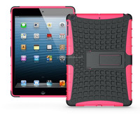 TPU+PC rugged case for ipad air for ipad 5 factory phone case