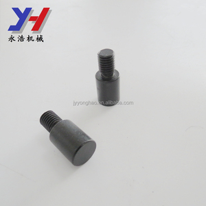 OEM ODM factory manufacture SGS ISO ROHS antirust surface precision threading column male female screw nut as your drawing