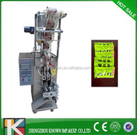 automatic vertical food pulses packing machine
