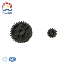 Plastic molding injection customized gear product for good price