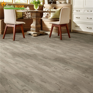 7mm Interlock Click LVT Luxury SPC Floor Tile