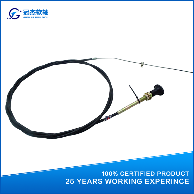 Universal push-pull control heavy truck parts pto cable