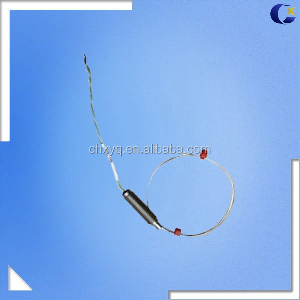 High Temperature K Type Thermocouple Wire with 1.0mm Diameter