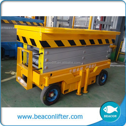 Used scissor lift car for sale from china supplier