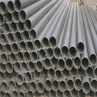 High Density Polyethylene PVC Pipes and Fittings