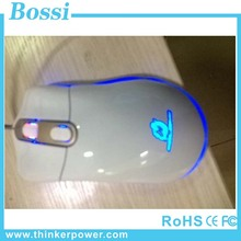 New Style Unique Design Backlight Mouse,Professional 1200,1800,2400,3200 DPI Gaming USB Wire Mouse
