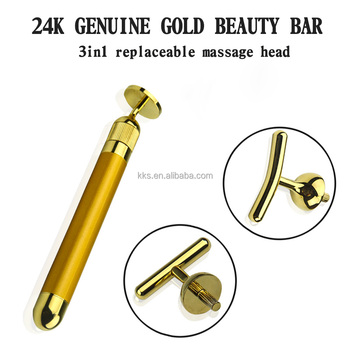 Wholesale Skin Rejuvenation Anti-wrinkle 24k face beauty bar