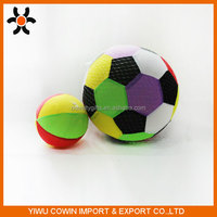 customer size request big size beach soft cloth ball