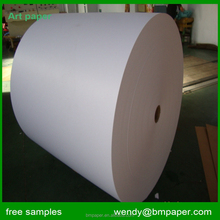 C2S coated glossy art paper, art cardboard supplier