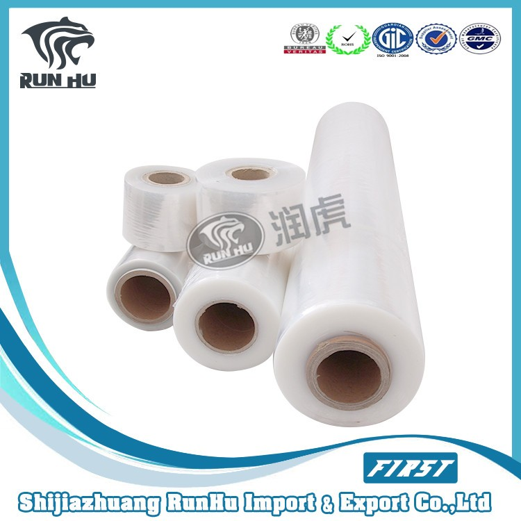 China factory PE 17mic-30mic Stretch film /pallet stretch wrap /shrink wrap