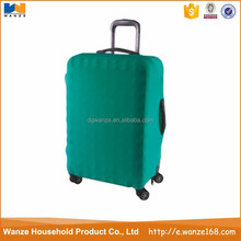Cheap clear spandex luggage cover for wholesale